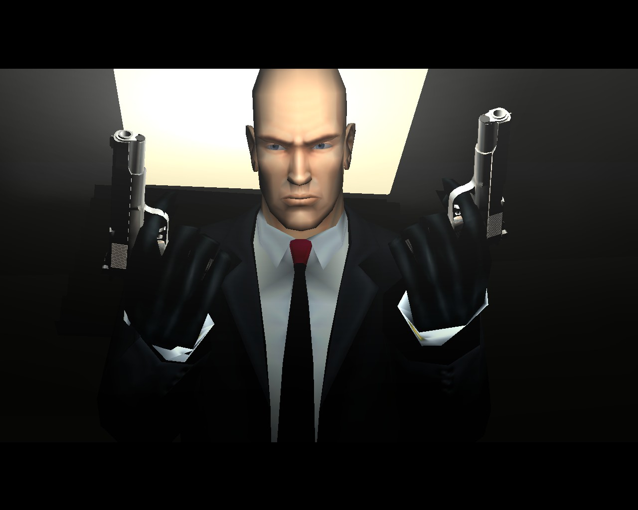 Hitman 2 Silent Assassin Please Insert Cd